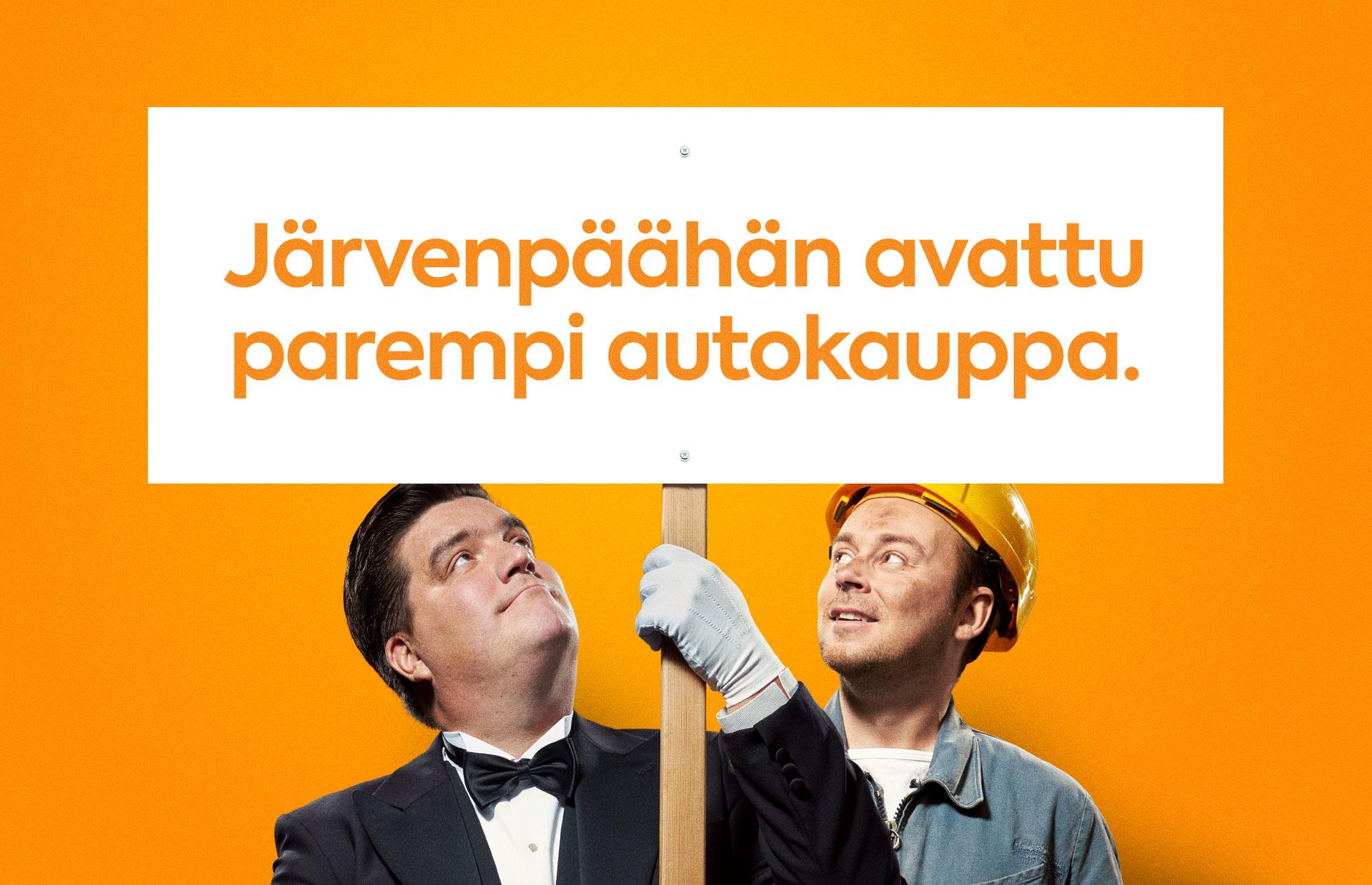 Sakan 21. myymälä avattu Järvenpäähän