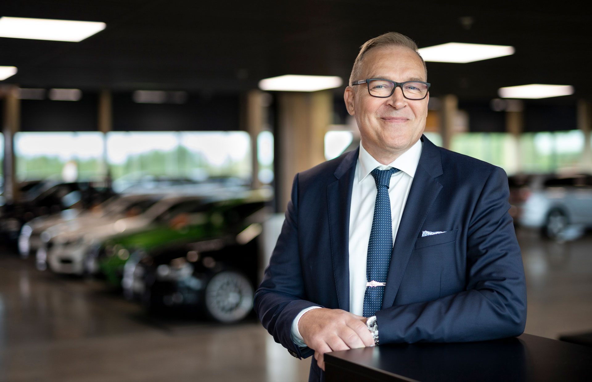Ilmarinen ja Elo omistajiksi Suomen Autokauppa -konserniin – hallituksen puheenjohtajaksi Mammu Kaario