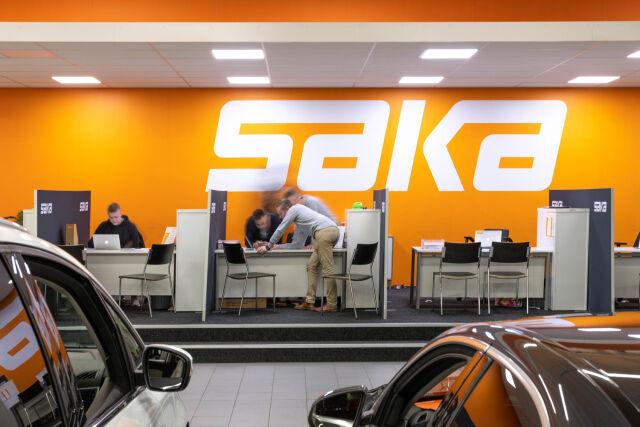 Sälj din bil till oss på ett tryggt och smidigt sätt.