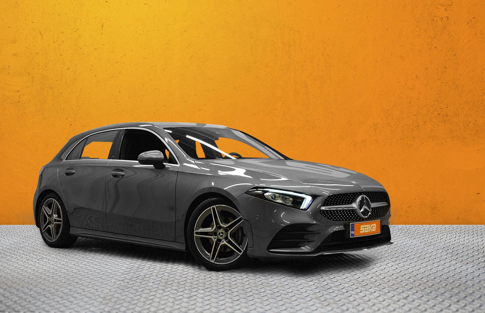 Vi köper bland annat Volvo, Volkswagen och Mercedes-Benz