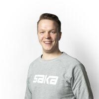 Otto Hentilä, Automyynti, Saka