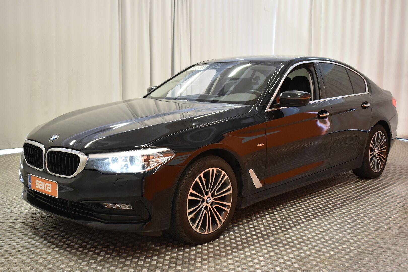 Musta Sedan, BMW 520 – EXP-5828, kuva 3