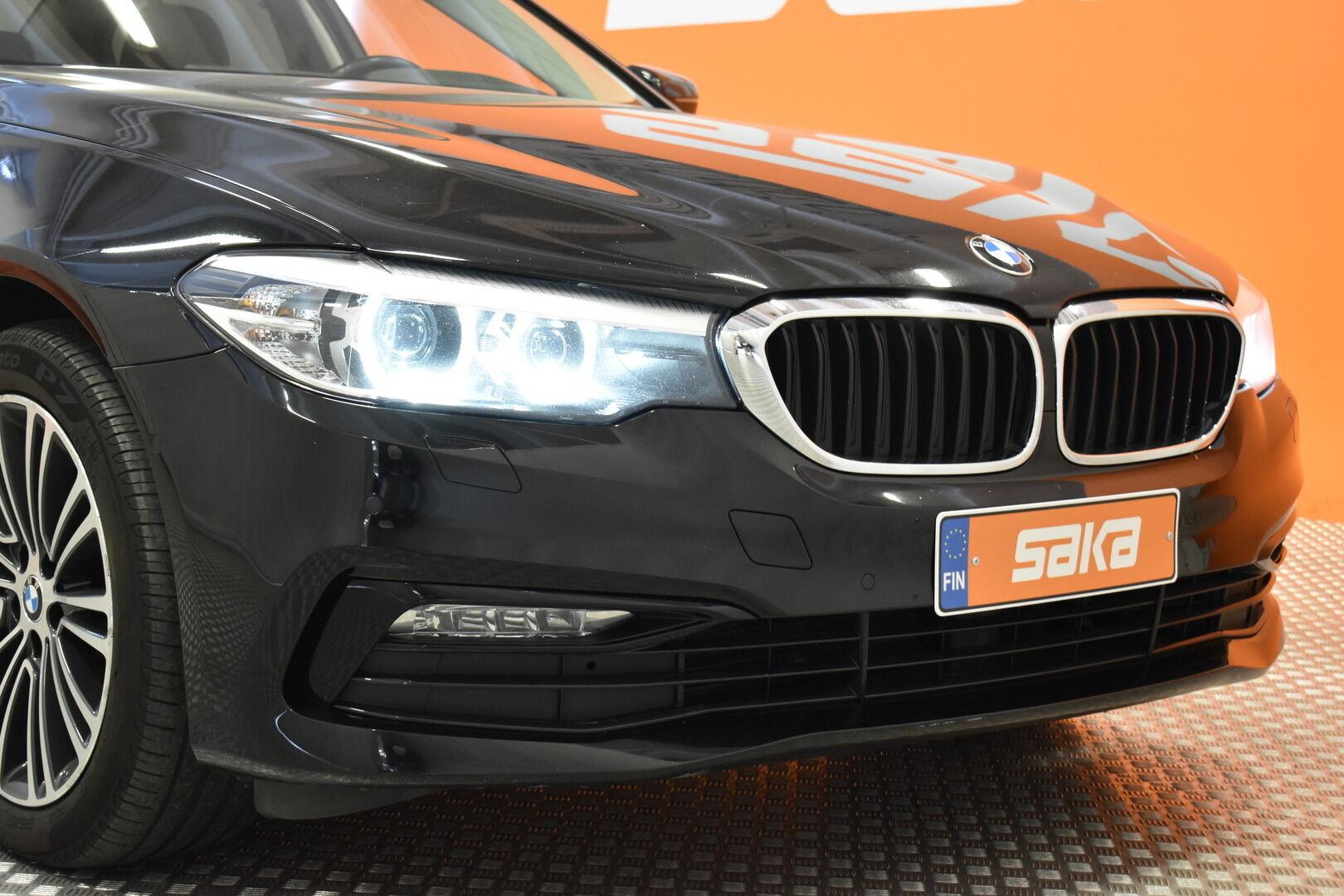 Musta Sedan, BMW 520 – EXP-5828, kuva 9