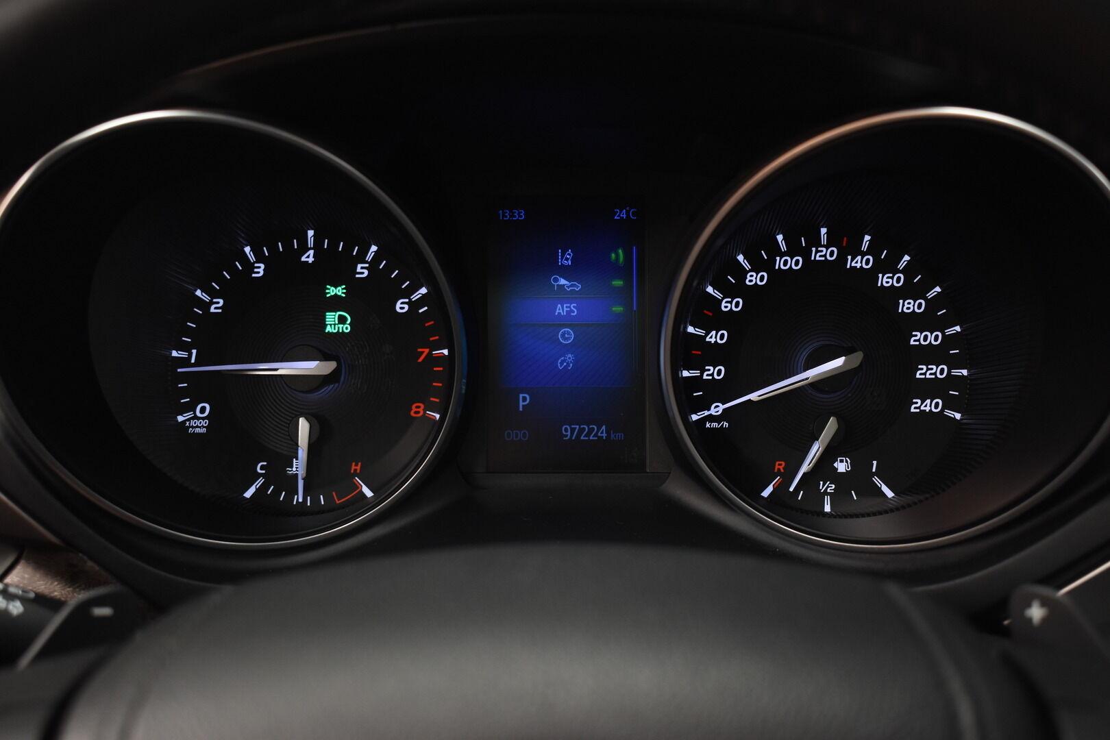 Sininen Farmari, Toyota Avensis – HER-7327, kuva 17