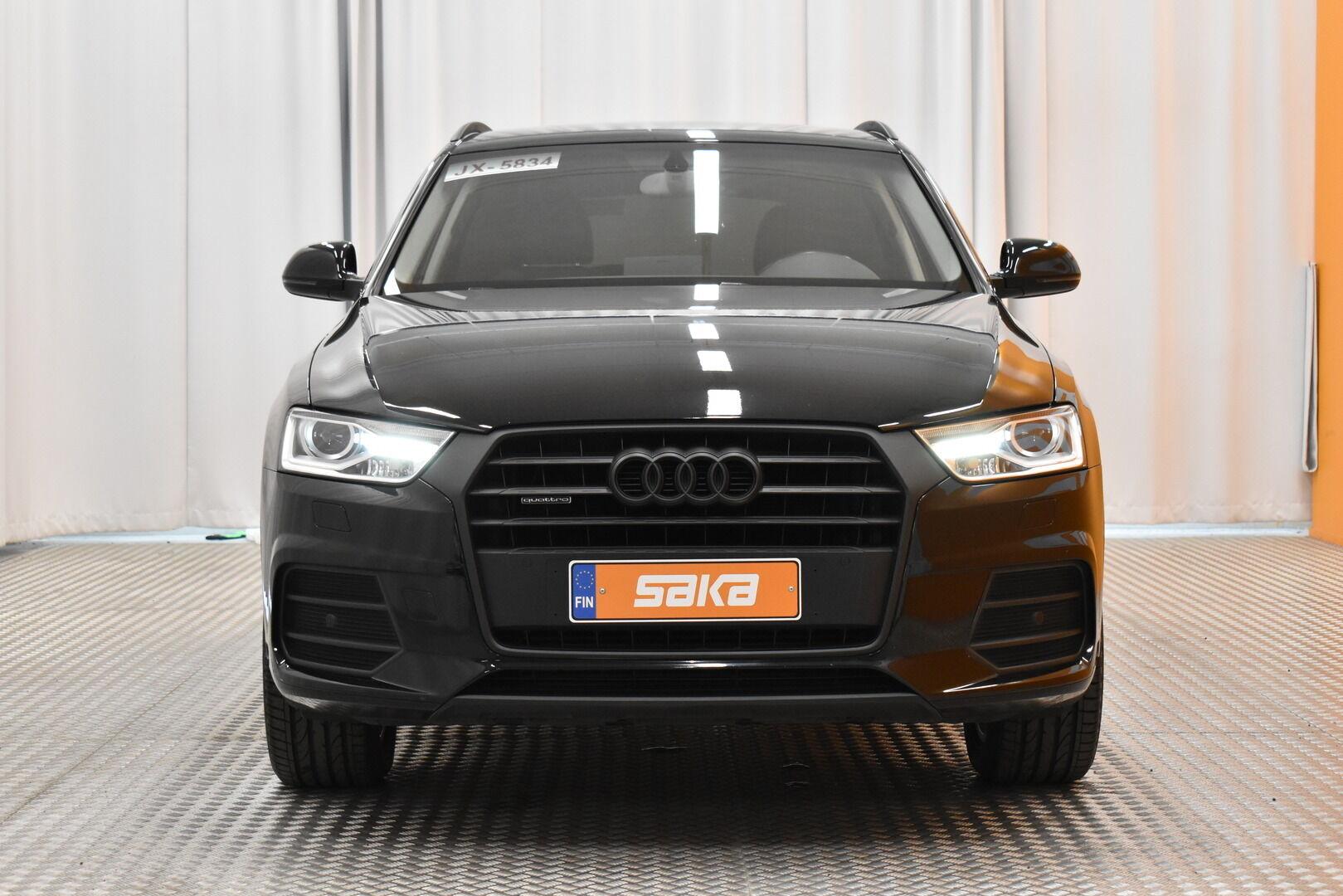 Musta Maastoauto, Audi Q3 – JÄR-13851, kuva 2
