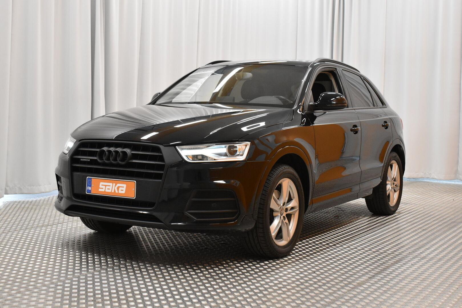 Musta Maastoauto, Audi Q3 – JÄR-13851, kuva 3