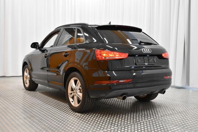 Musta Maastoauto, Audi Q3 – JÄR-13851