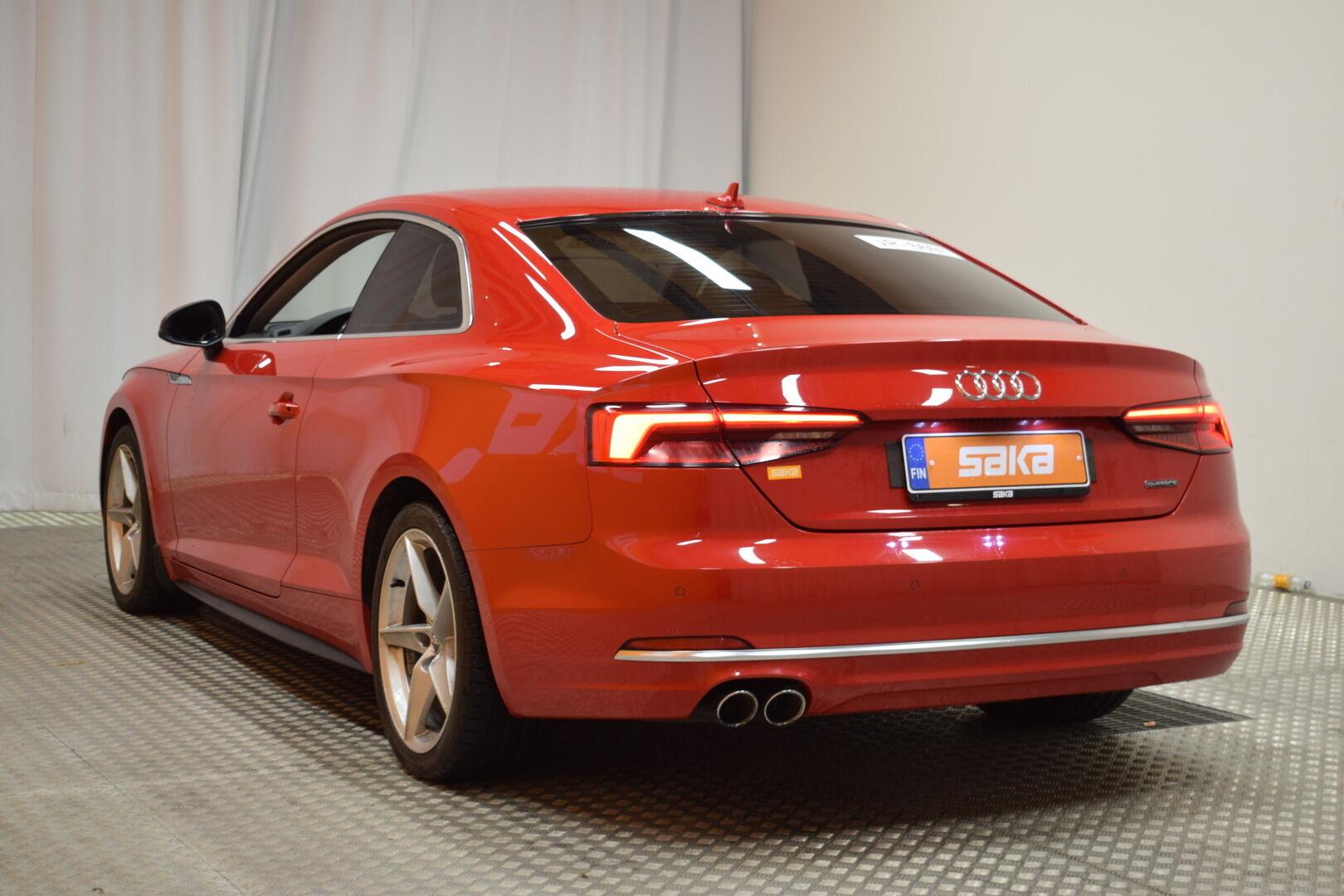 Punainen Coupe, Audi A5 – KON-06797, kuva 4