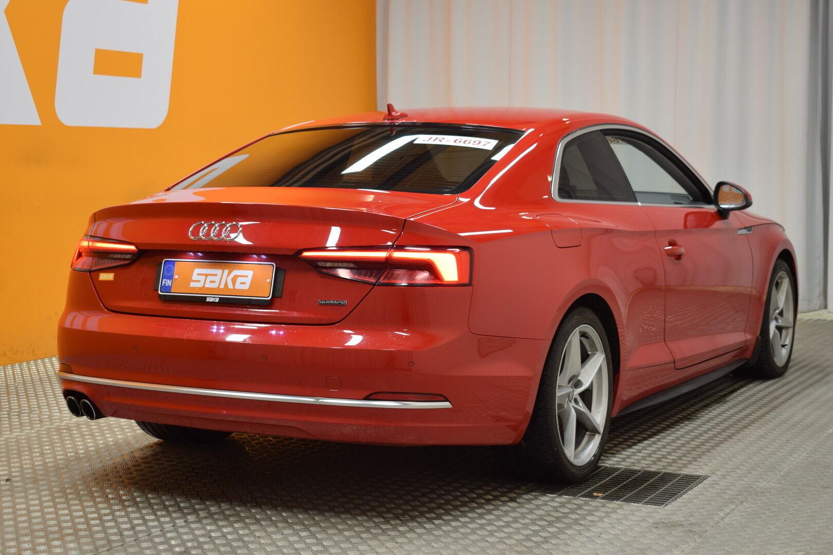 Punainen Coupe, Audi A5 – KON-06797, kuva 7