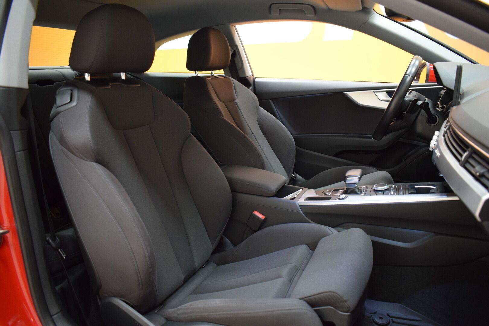 Punainen Coupe, Audi A5 – KON-06797, kuva 9
