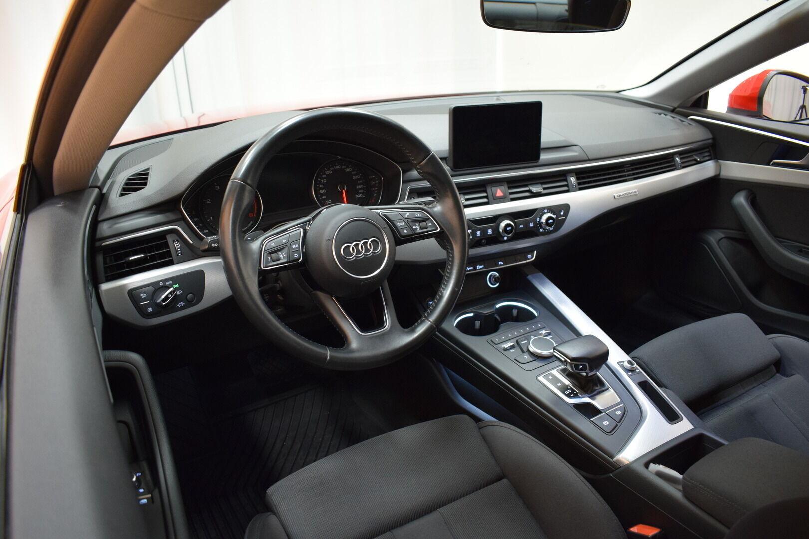 Punainen Coupe, Audi A5 – KON-06797, kuva 11