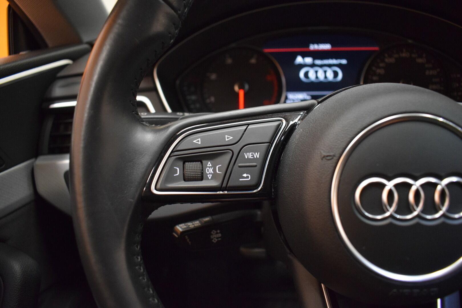 Punainen Coupe, Audi A5 – KON-06797, kuva 12