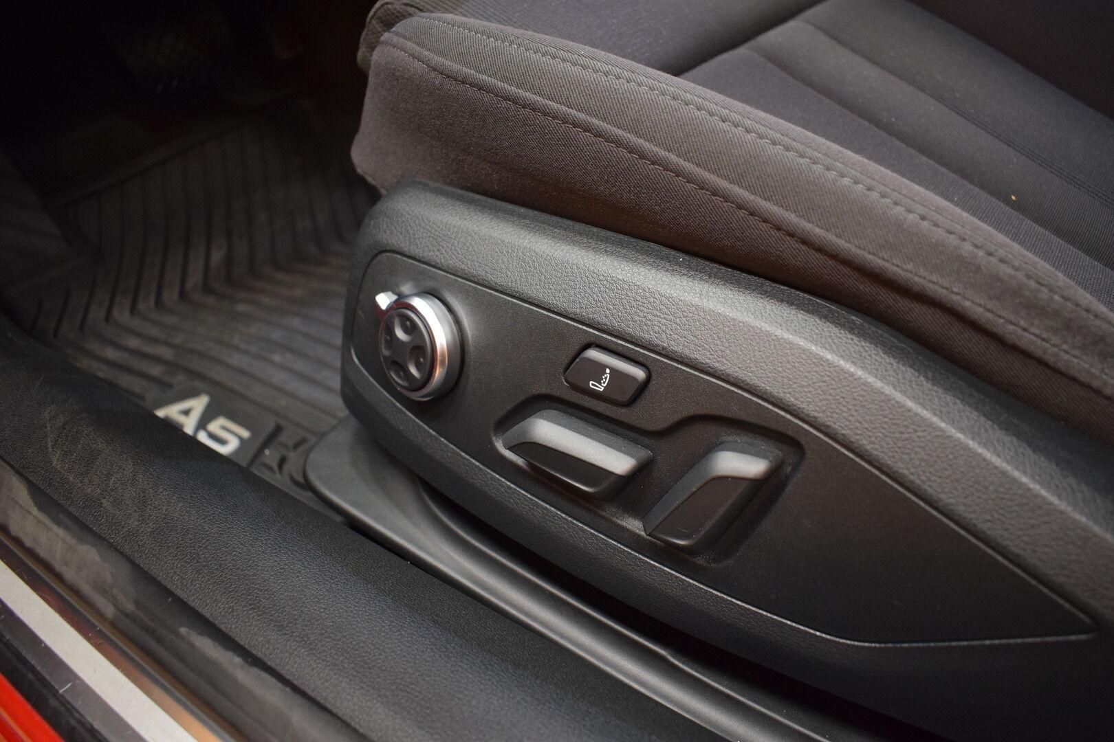 Punainen Coupe, Audi A5 – KON-06797, kuva 19