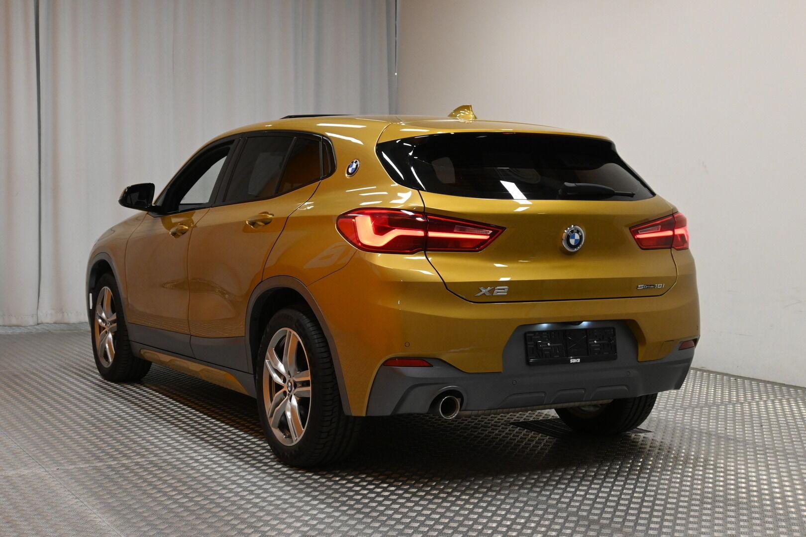 Keltainen Maastoauto, BMW X2 – KON-64359, kuva 5