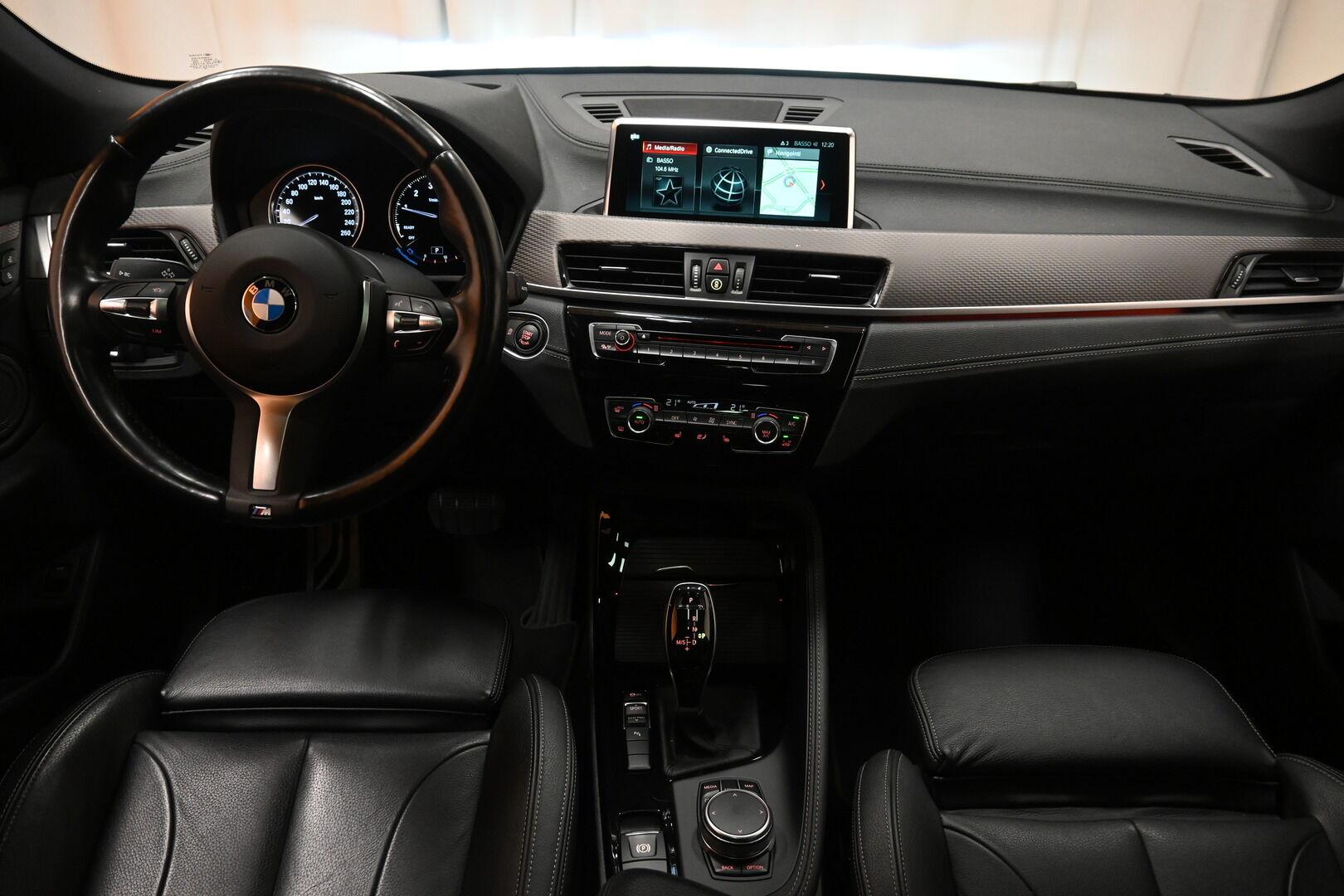Keltainen Maastoauto, BMW X2 – KON-64359, kuva 8