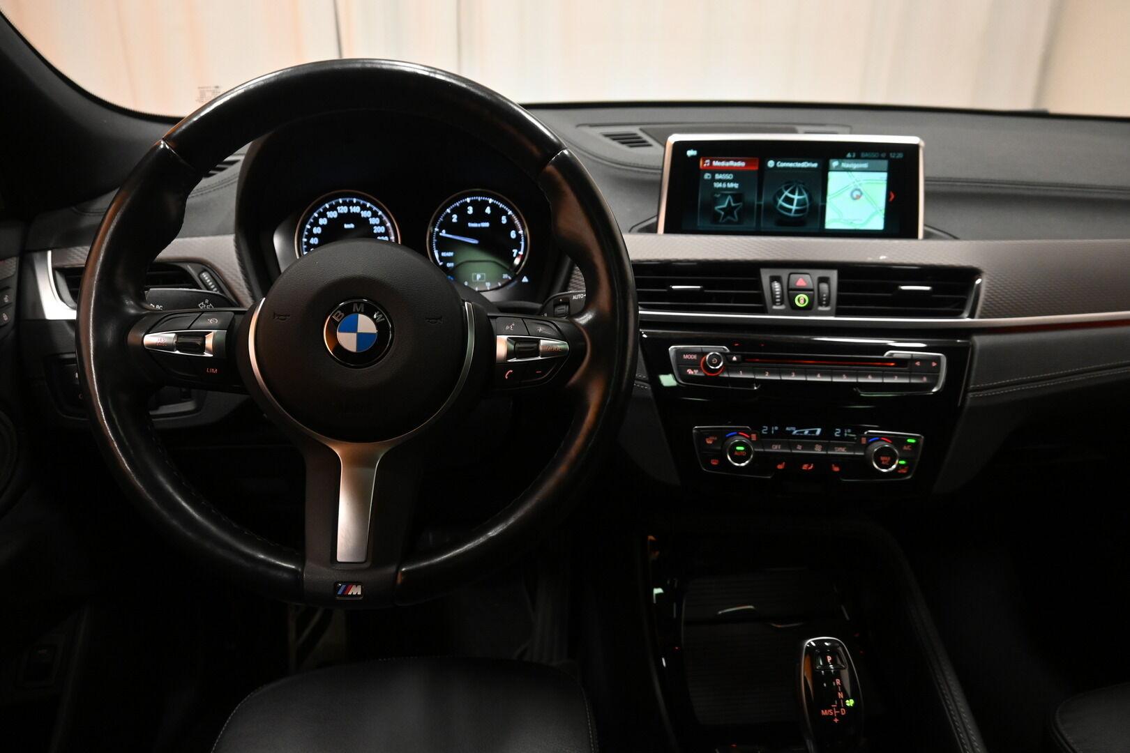 Keltainen Maastoauto, BMW X2 – KON-64359, kuva 10