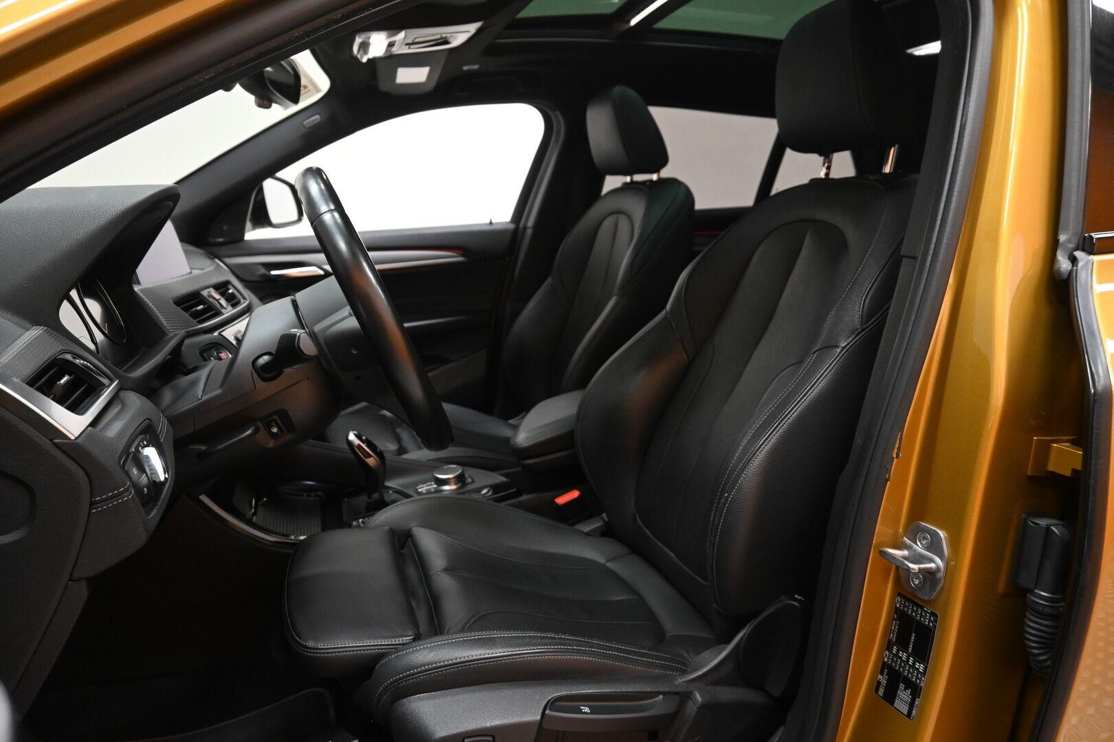 Keltainen Maastoauto, BMW X2 – KON-64359, kuva 16