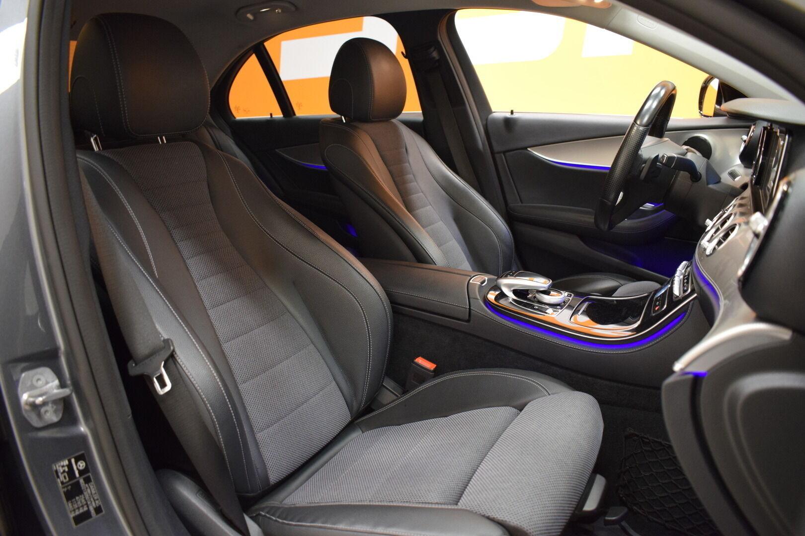 Harmaa Sedan, Mercedes-Benz E – KON-8903, kuva 10