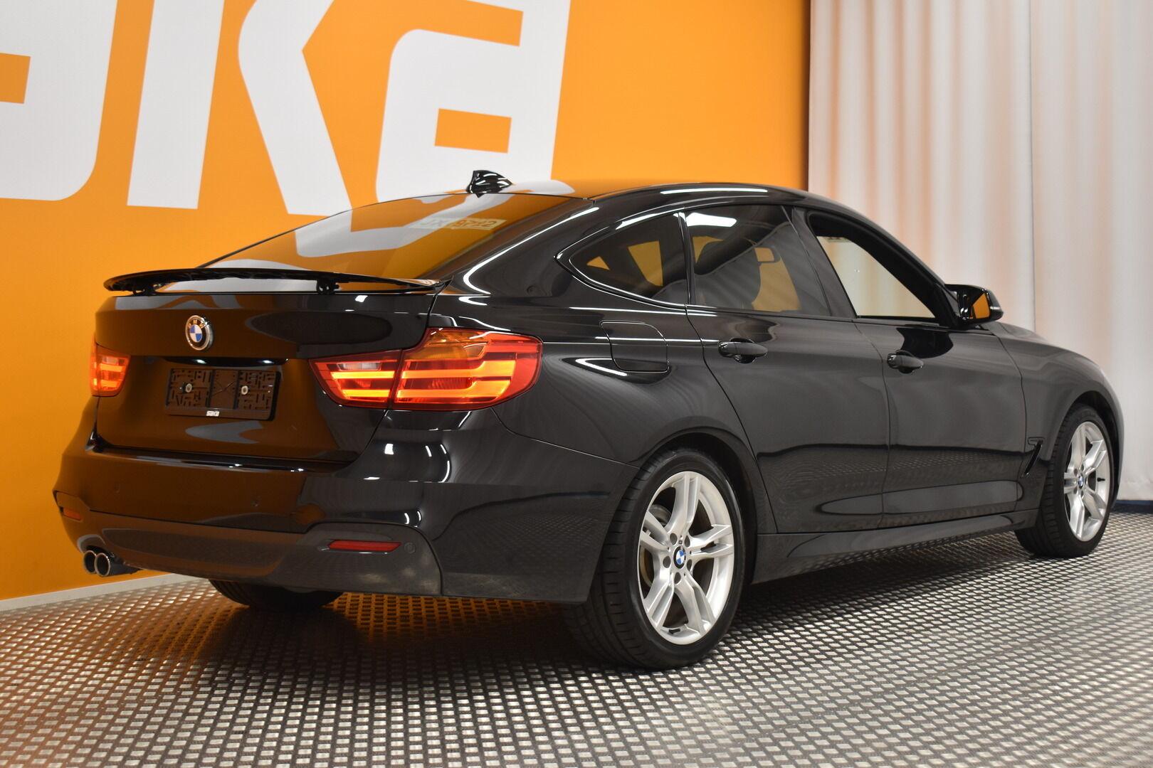 Musta Sedan, BMW 320 Gran Turismo – KOU-73563, kuva 24
