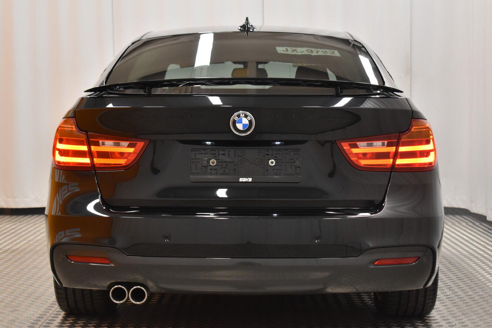 Musta Sedan, BMW 320 Gran Turismo – KOU-73563, kuva 26