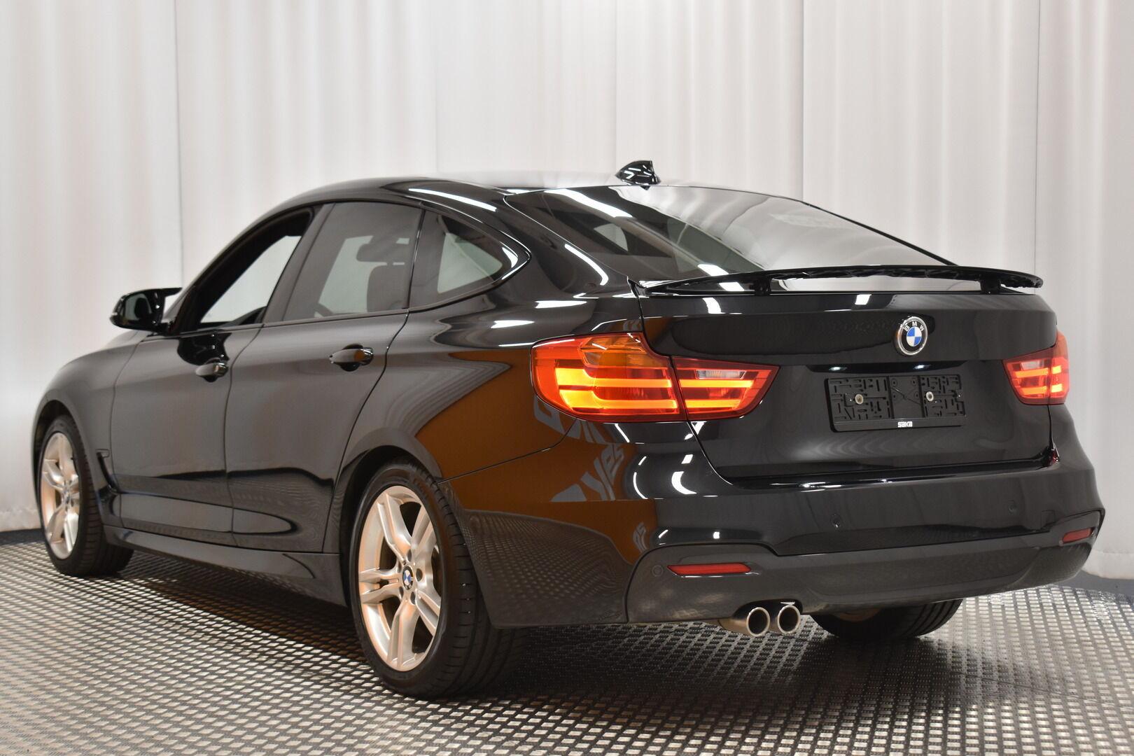 Musta Sedan, BMW 320 Gran Turismo – KOU-73563, kuva 27