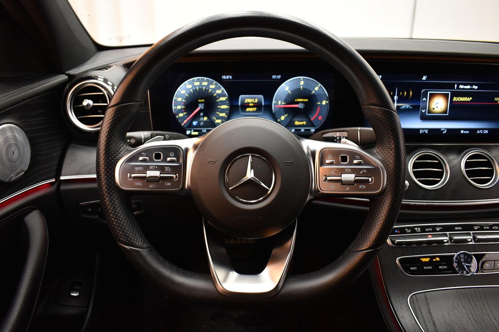 Valkoinen Farmari, Mercedes-Benz E – KOU-88714, kuva 7