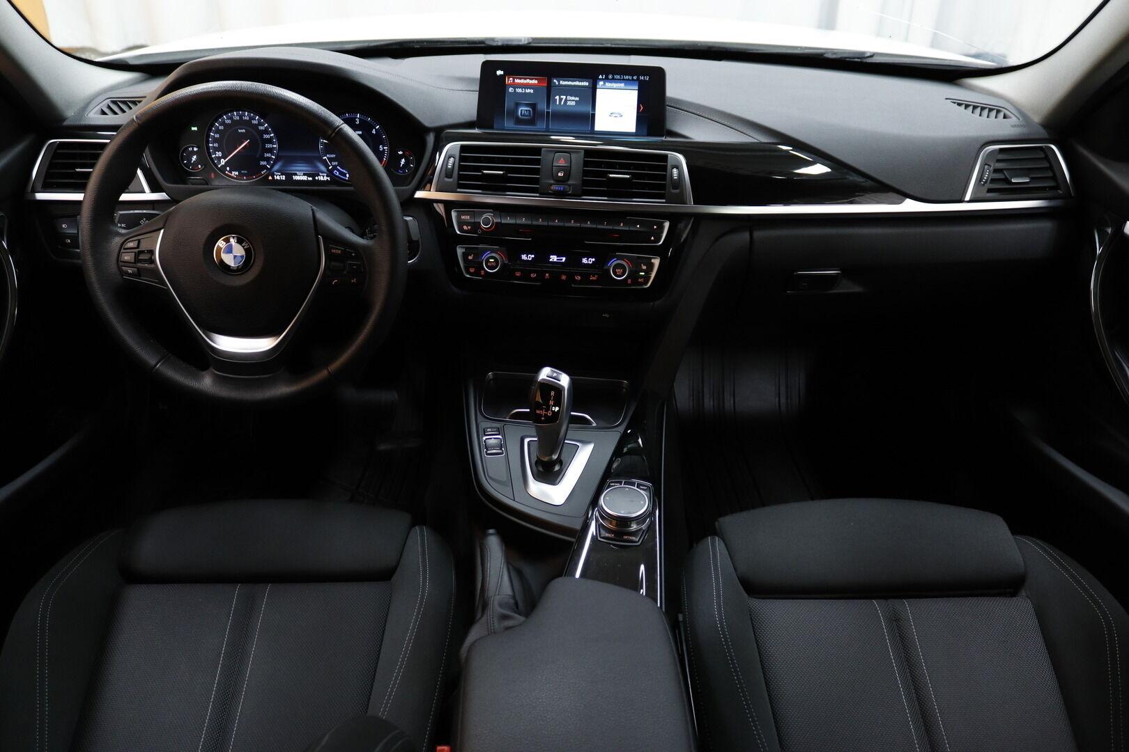 Valkoinen Farmari, BMW 320 – KUO-99506, kuva 9