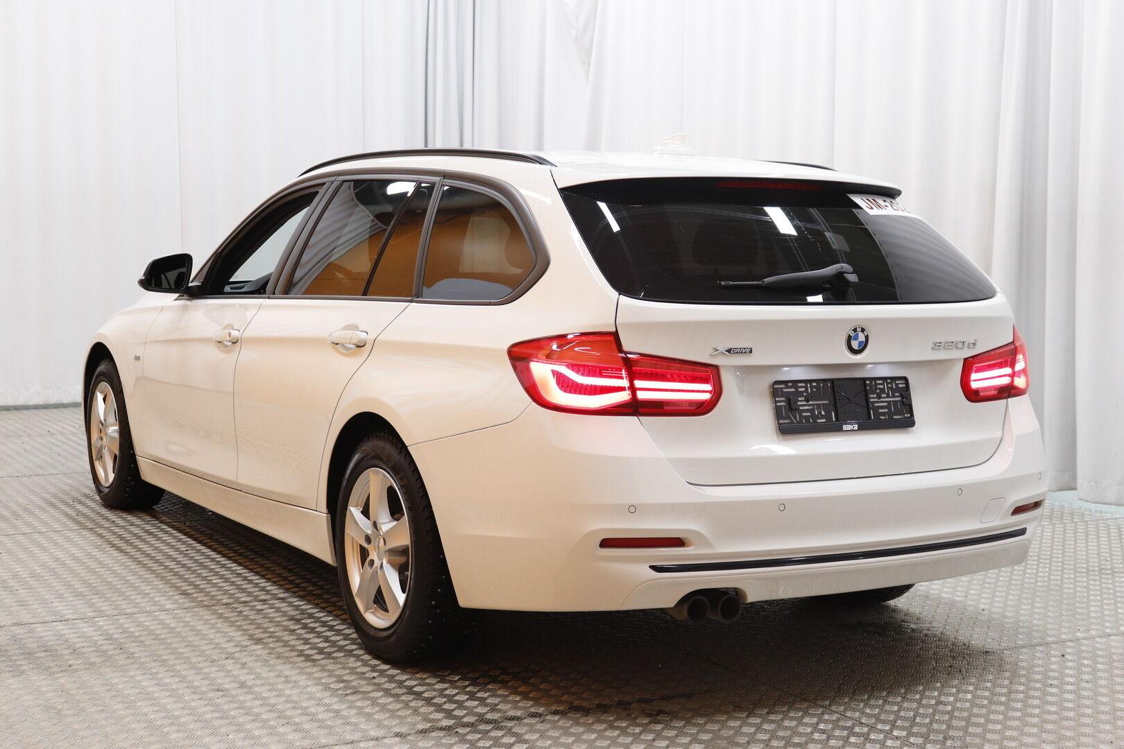 Valkoinen Farmari, BMW 320 – KUO-99506, kuva 5