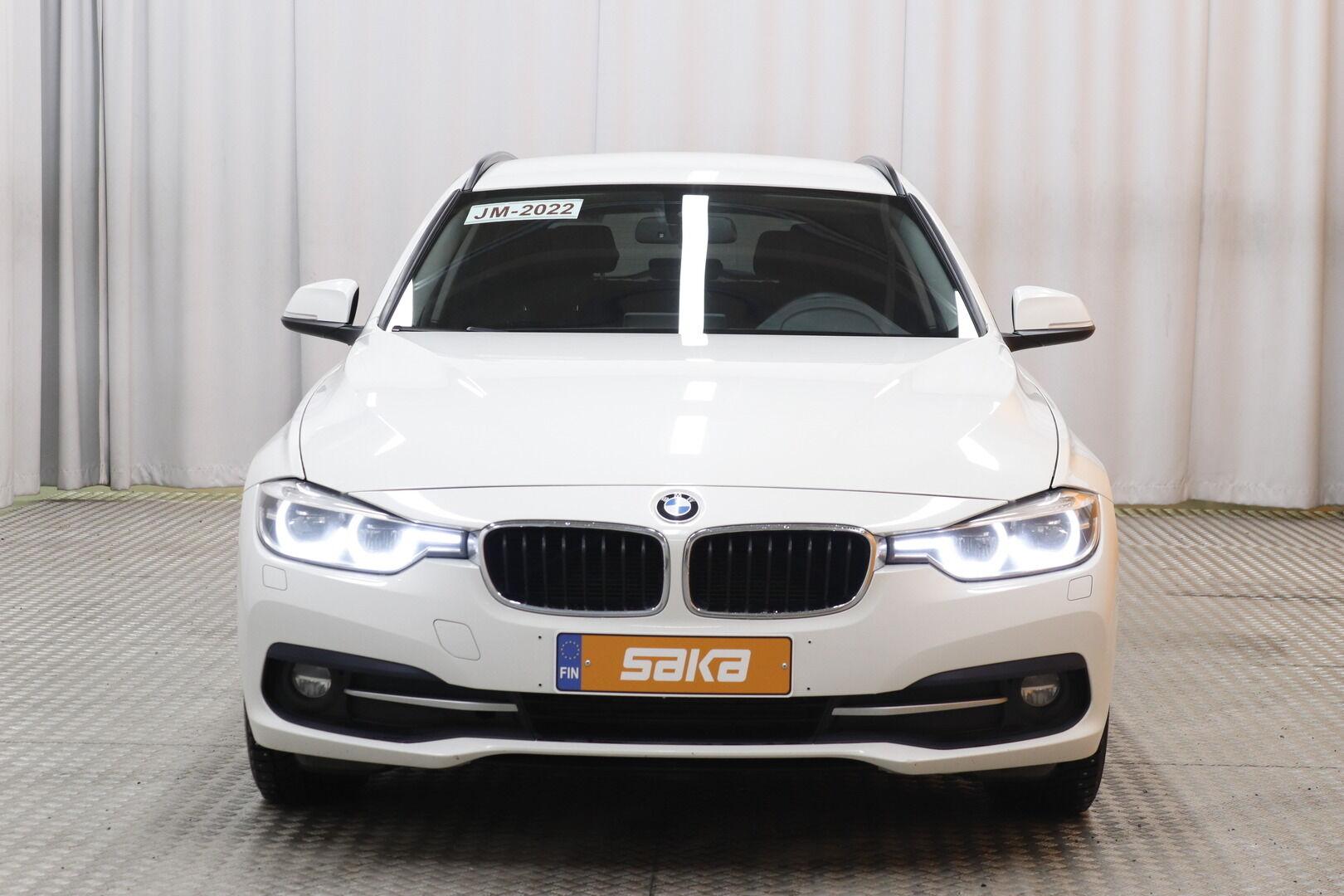 Valkoinen Farmari, BMW 320 – KUO-99506, kuva 6
