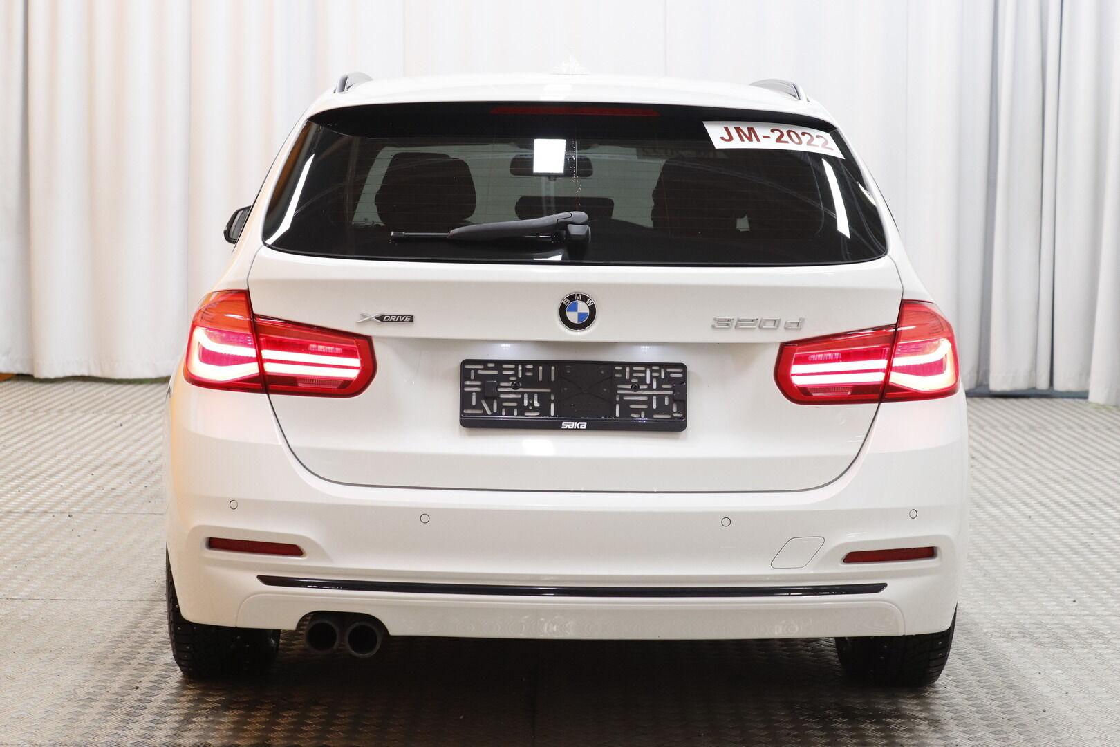 Valkoinen Farmari, BMW 320 – KUO-99506, kuva 7