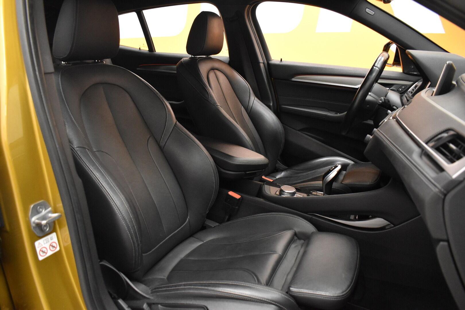 Keltainen Maastoauto, BMW X2 – LAH-64417, kuva 7