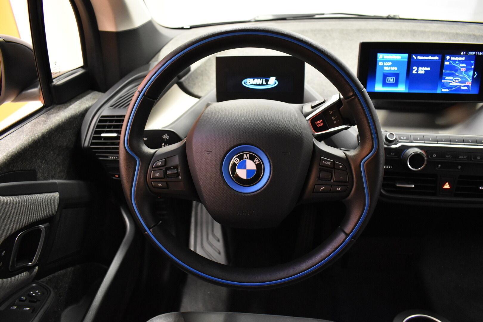 Monikäyttö, BMW i3 – LAH-81120, kuva 15