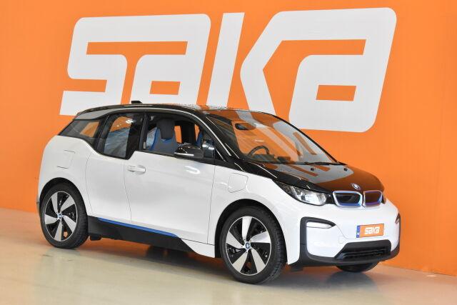 Valkoinen Viistoperä, BMW i3 – LAH-81120
