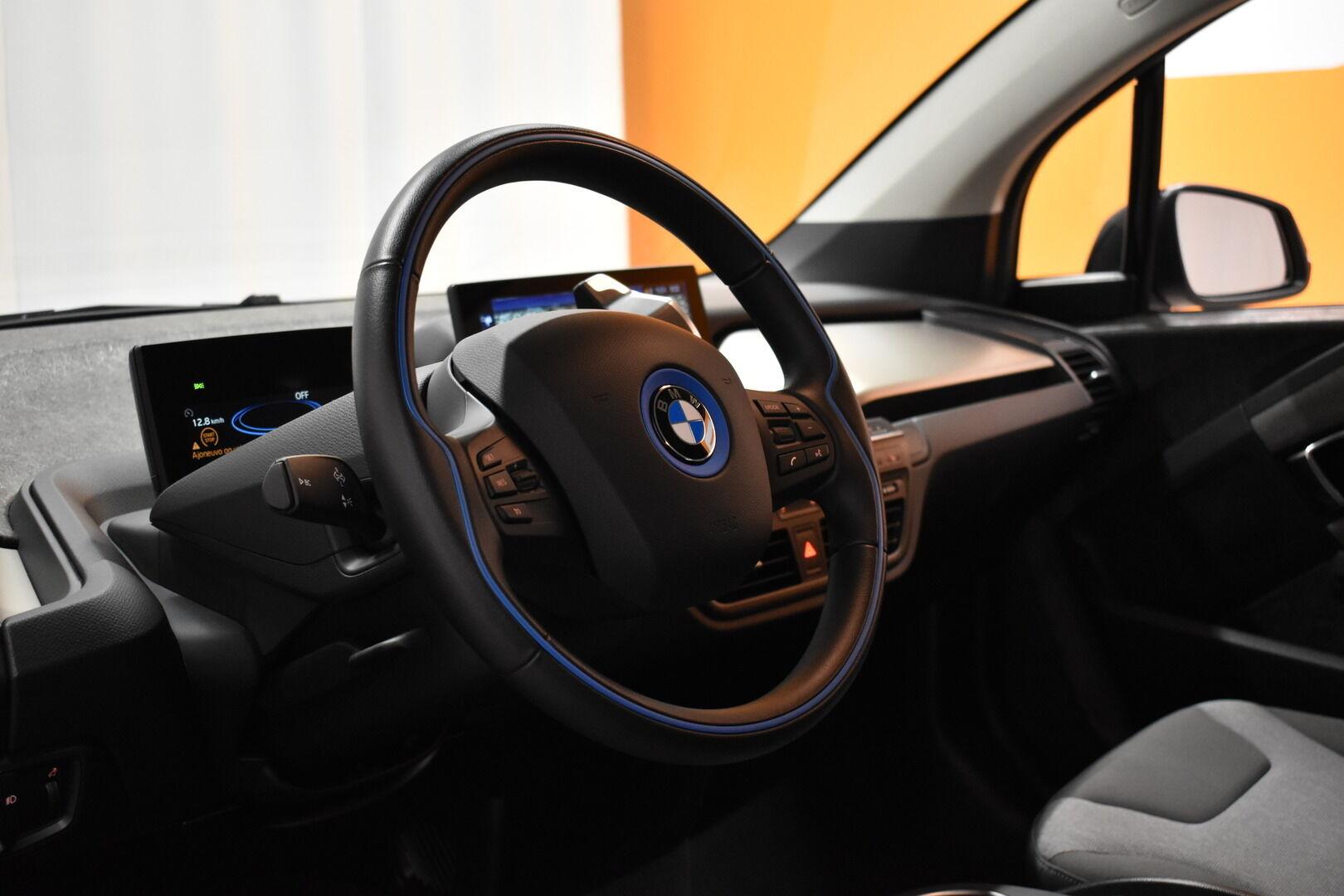 Valkoinen Viistoperä, BMW i3 – LEM-71261, kuva 12