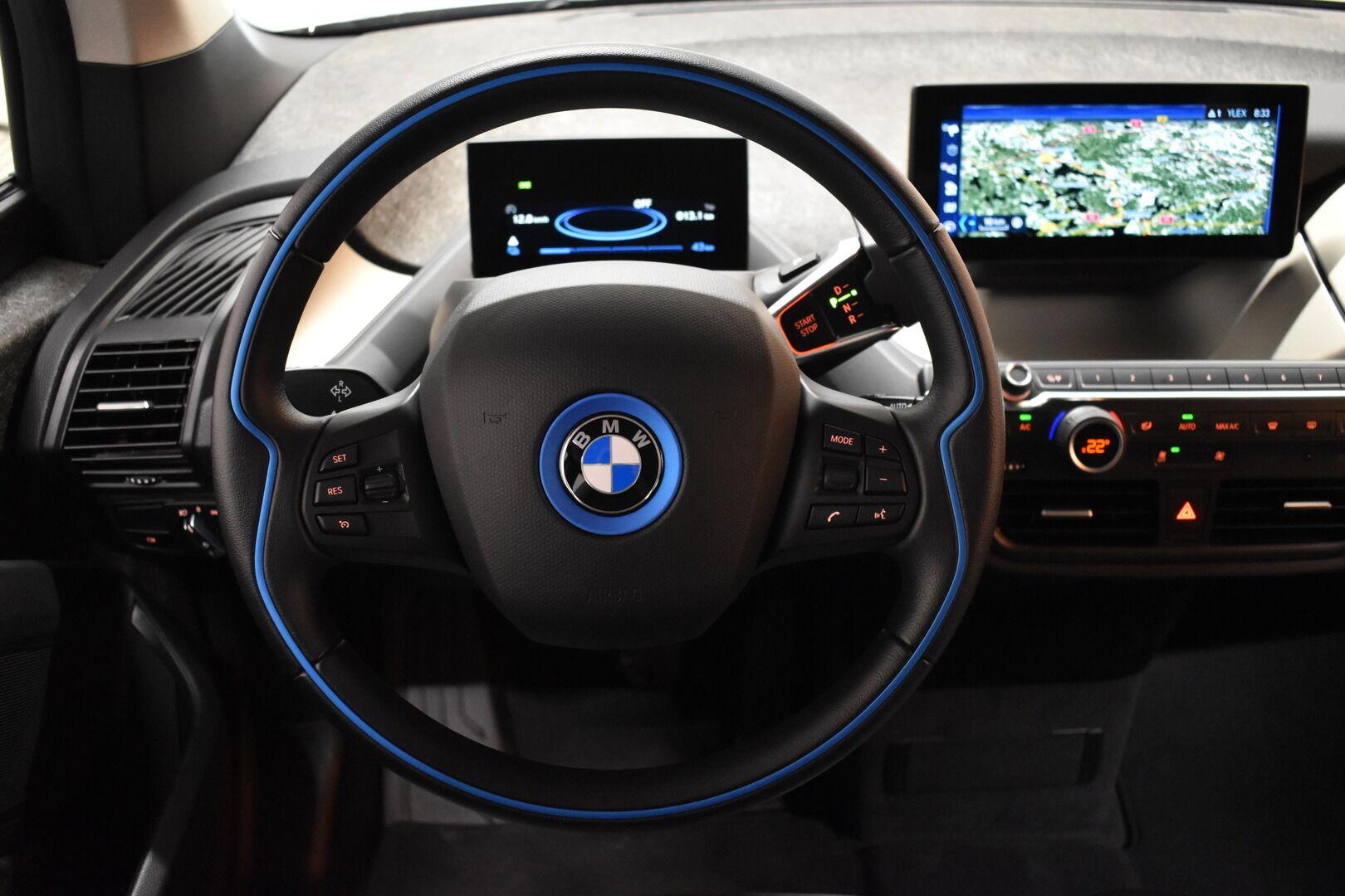 Valkoinen Viistoperä, BMW i3 – LEM-71261, kuva 14