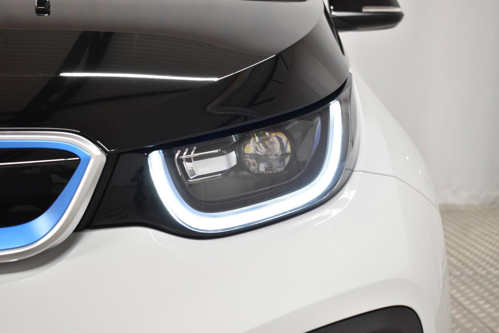 Valkoinen Viistoperä, BMW i3 – LEM-71261, kuva 29