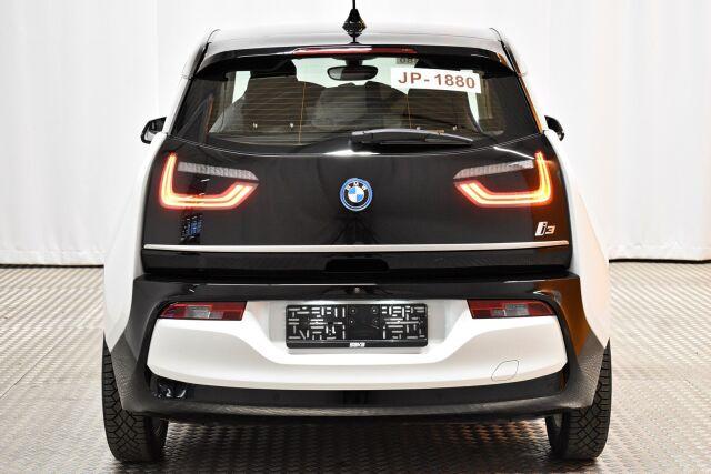 Valkoinen Viistoperä, BMW i3 – LEM-71261