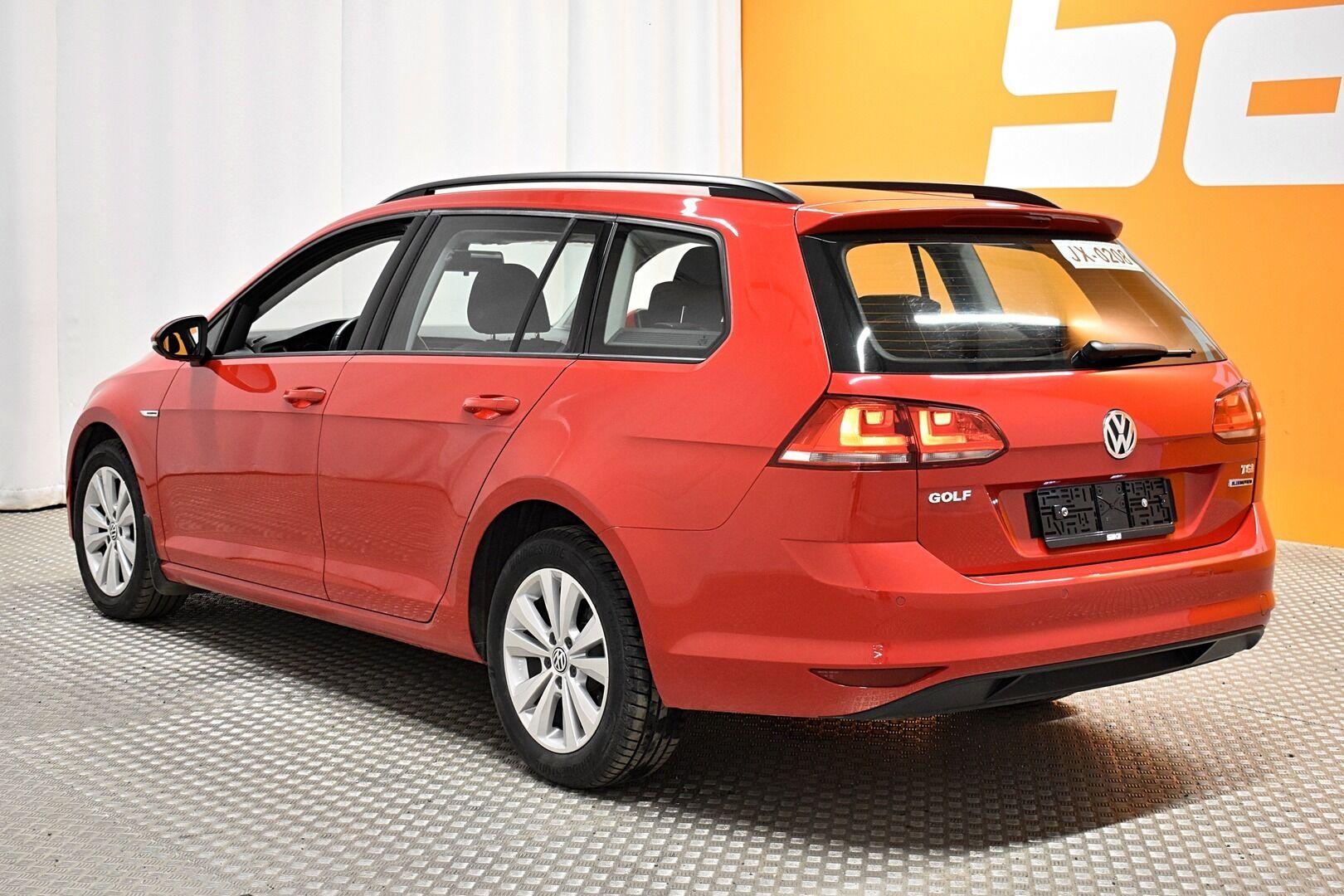 Punainen Farmari, Volkswagen Golf – LEM-79340, kuva 5