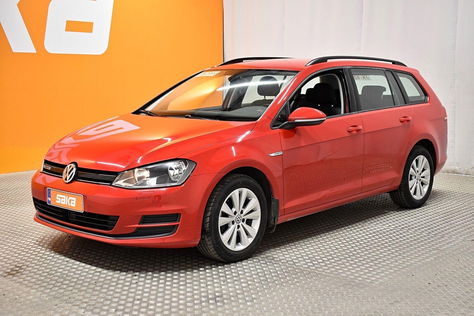 Punainen Farmari, Volkswagen Golf – LEM-79340, kuva 7