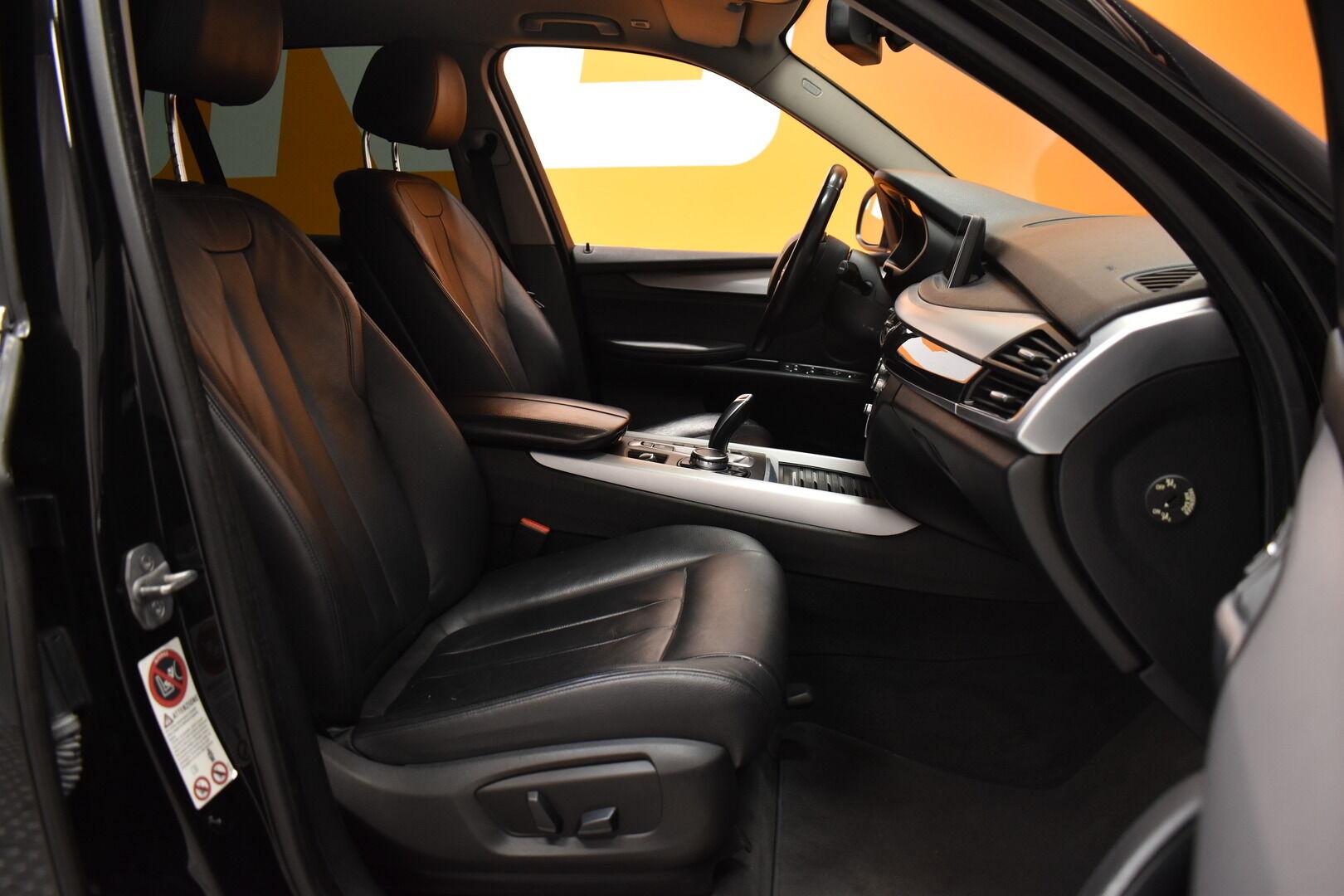 Musta Maastoauto, BMW X5 – LOH-812, kuva 10