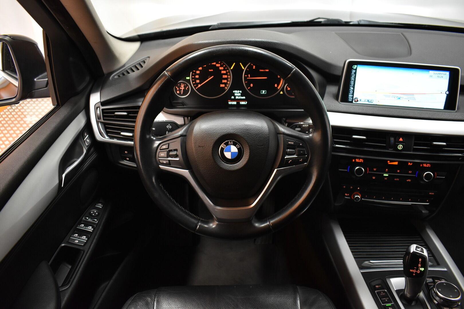 Musta Maastoauto, BMW X5 – LOH-812, kuva 13