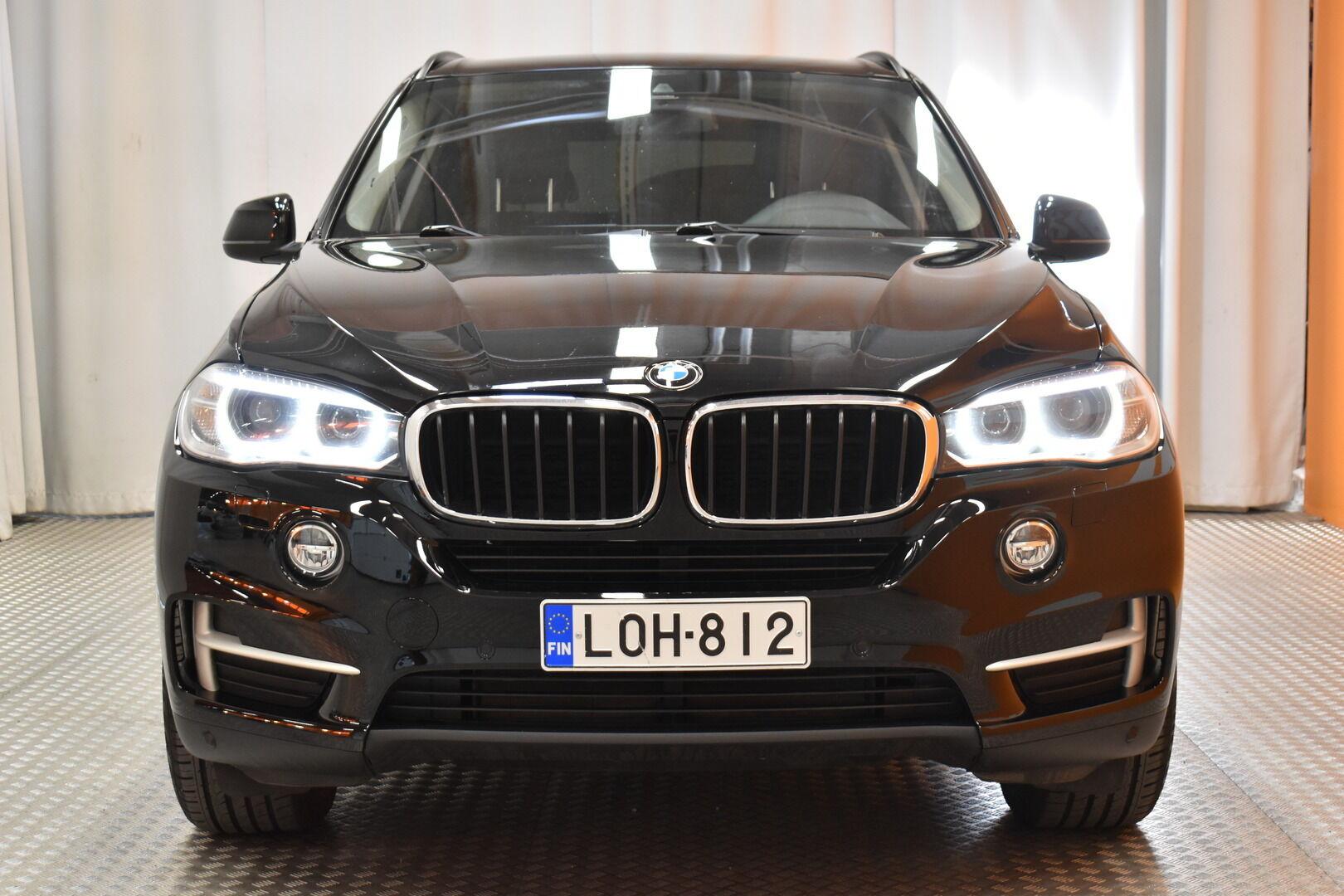 Musta Maastoauto, BMW X5 – LOH-812, kuva 2