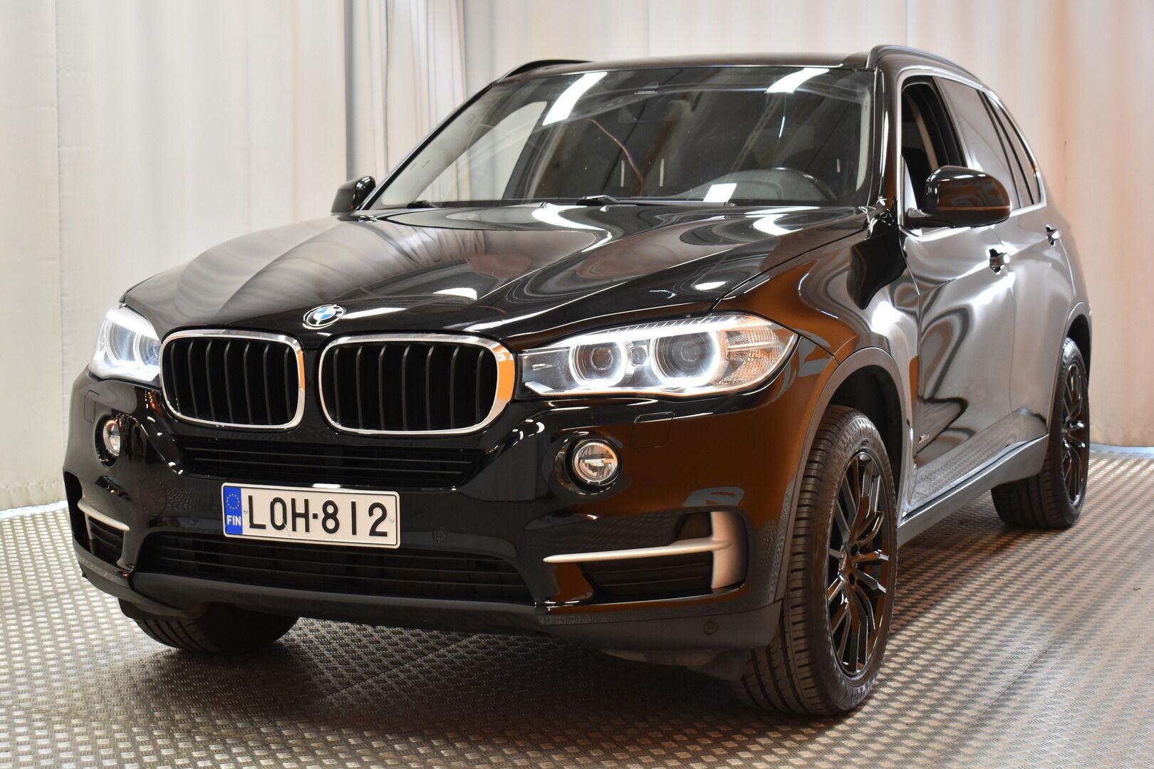 Musta Maastoauto, BMW X5 – LOH-812, kuva 4