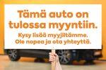 Keltainen Maastoauto, BMW X2 – NUM-64590, kuva 1