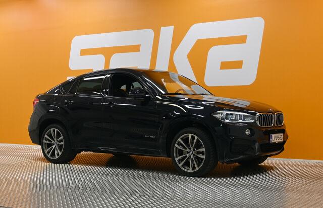 Musta Maastoauto, BMW X6 – LPU-563