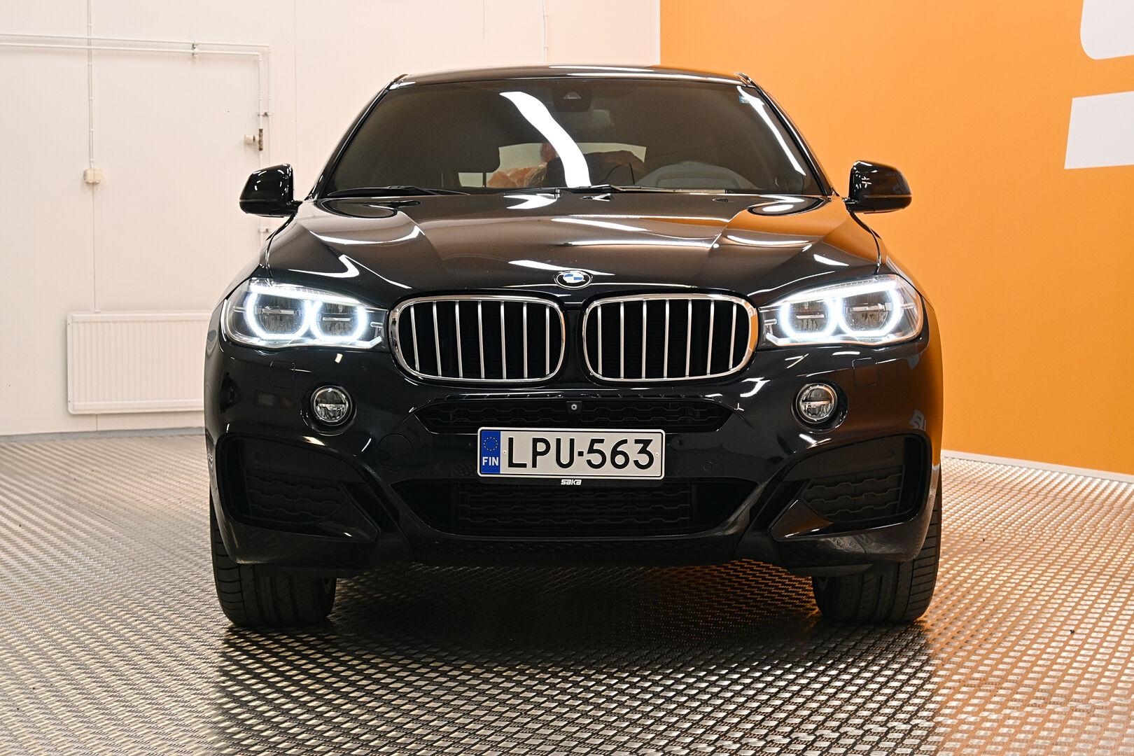 Musta Maastoauto, BMW X6 – OUL-13943, kuva 34