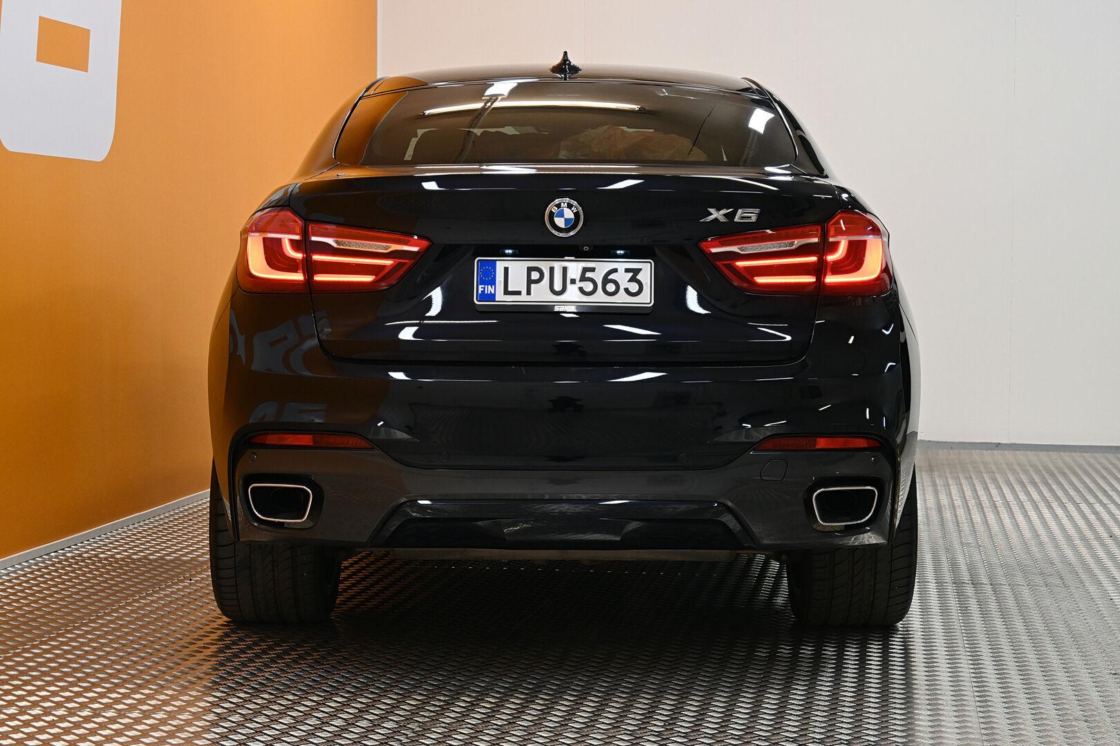 Musta Maastoauto, BMW X6 – OUL-13943, kuva 38
