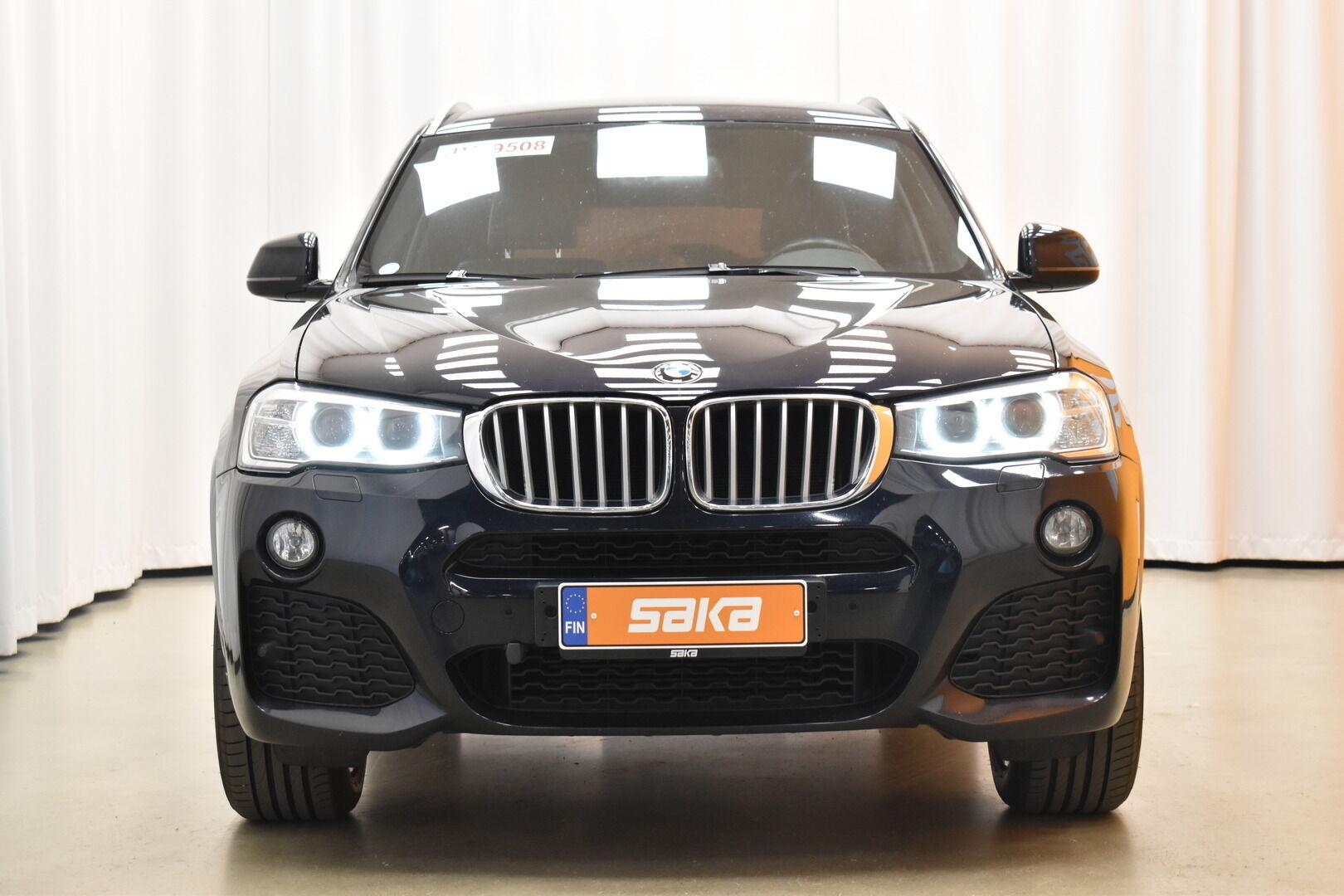 Musta Maastoauto, BMW X3 – OUL-28083, kuva 19
