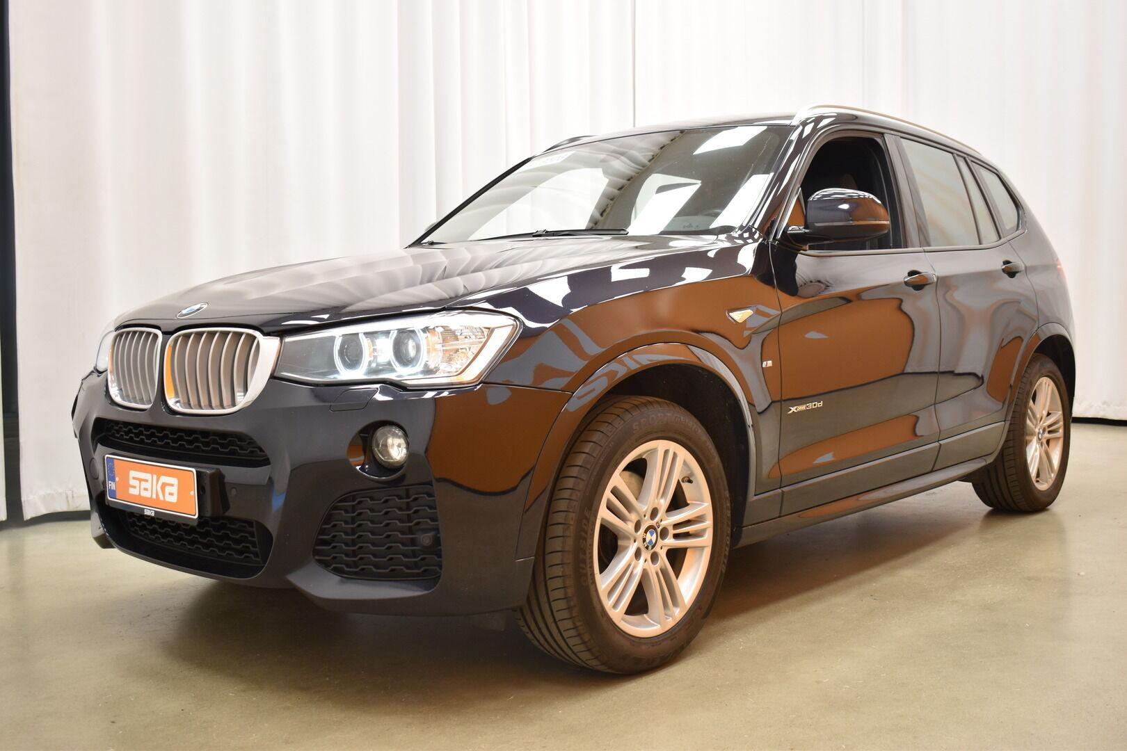 Musta Maastoauto, BMW X3 – OUL-28083, kuva 21