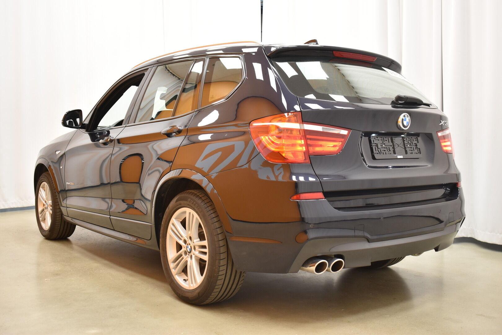 Musta Maastoauto, BMW X3 – OUL-28083, kuva 22